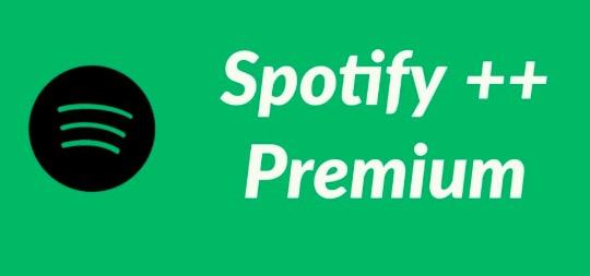 Spotify++ (Spotify Premium for Free)