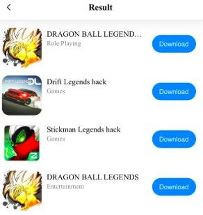 Dragon Ball Legends Hack iOS