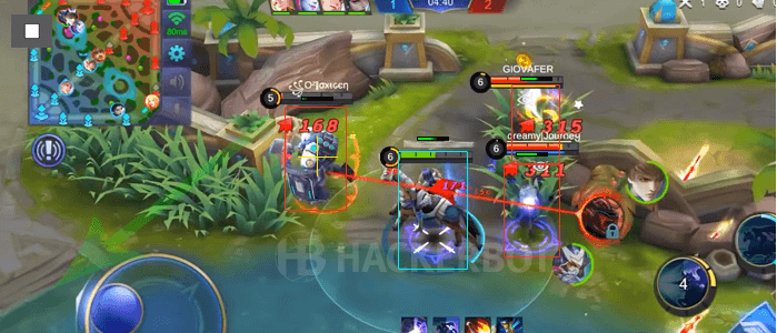 Play Mobile Legends Hack Game on iOS