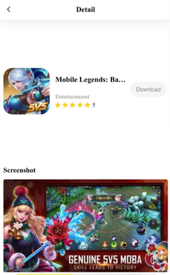Mobile Legends Hack on iPhone & iPad